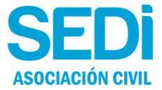 Sedi Asociación Civil