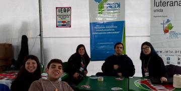 SEDi facilitó la participación de jóvenes en el Congrenaje
