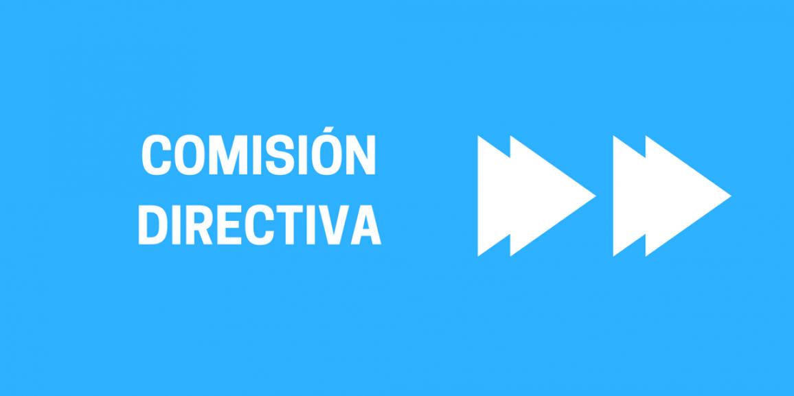 Presentamos a la nueva Comisión Directiva de SEDi