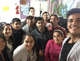 Formación de Promotores Socio-Comunitarios 2.0
