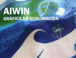 AIWIN Gráfica en Sublimación