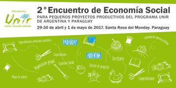 2° Encuentro de Economía Social