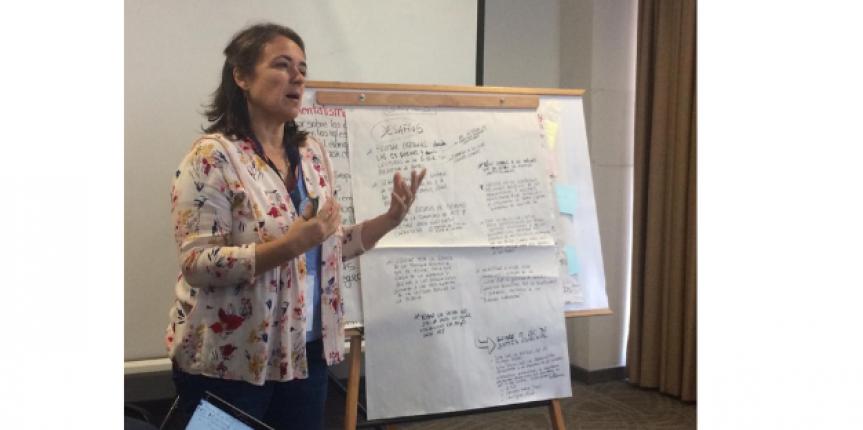 Encuentro de la CoP – Comunidad de Práctica- de Género de ACT ALyC