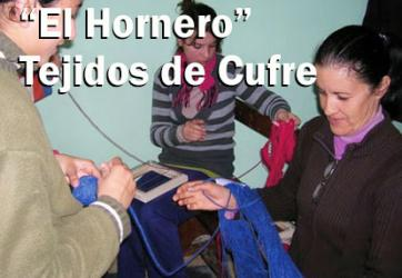 """""""El Hornero""""- Tejidos de Cufre"""