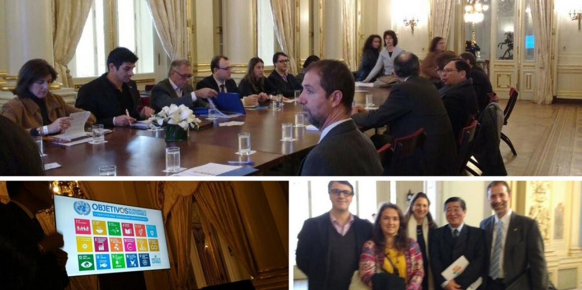 Encuentro con las Organizaciones Basadas en la Fe – OBF