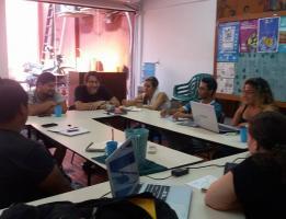 Fortalecimiento de la dirigencia juvenil Bañadense