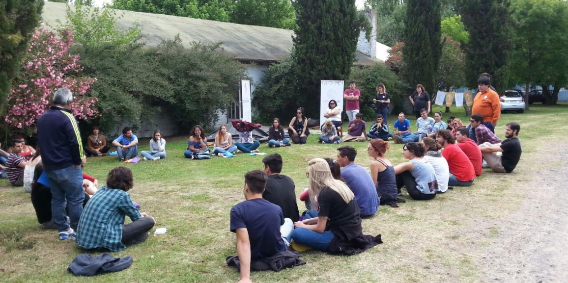 Campamento #JóvenesxOtraEconomía