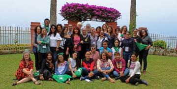 Encuentrode Consulta sobre Estrategias para la Igualdad de Género