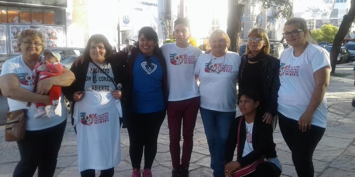 32° Encuentro Nacional de Mujeres en Chaco