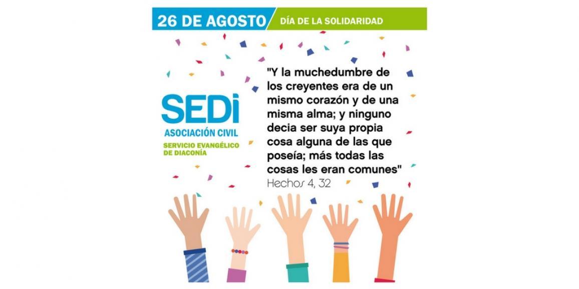 26 de agosto / Día de la Solidaridad