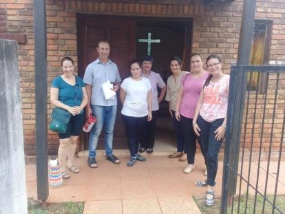 Capacitando – creciendo en comunión y servicio