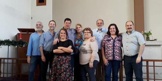 Última reunión de Comisión Directiva del año