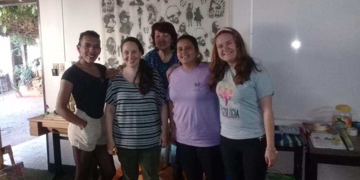 Viaje de Monitoreo en Paraguay