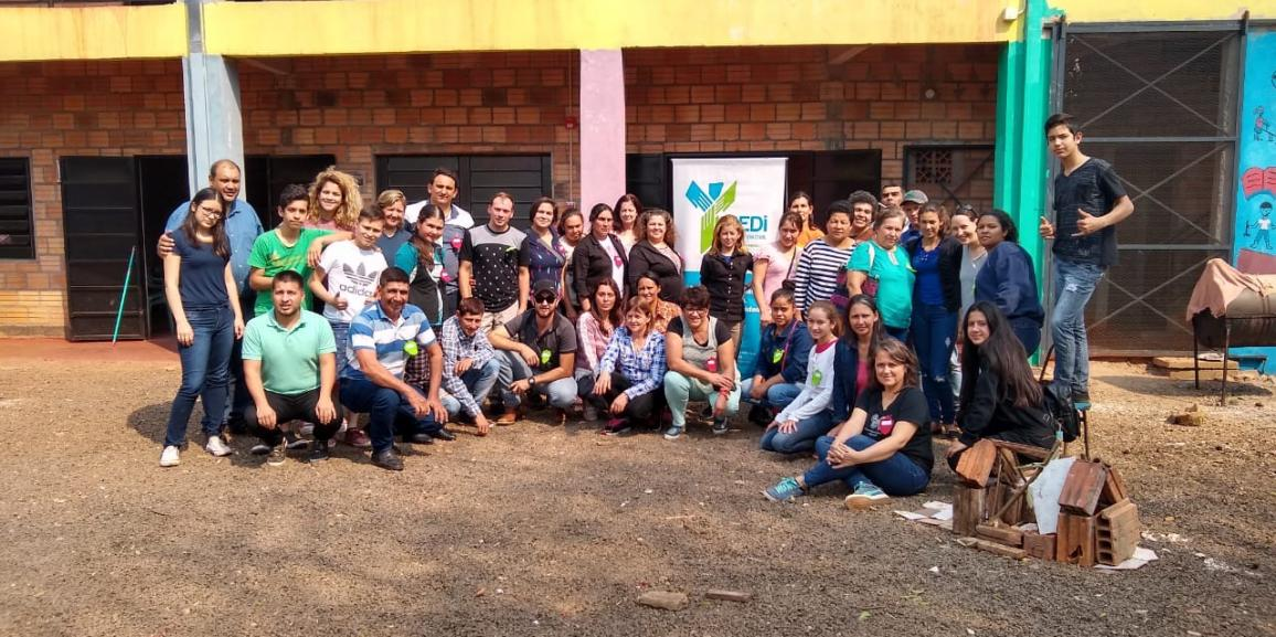 4° Encuentro de Economía Social en Ciudad del Este, Paraguay