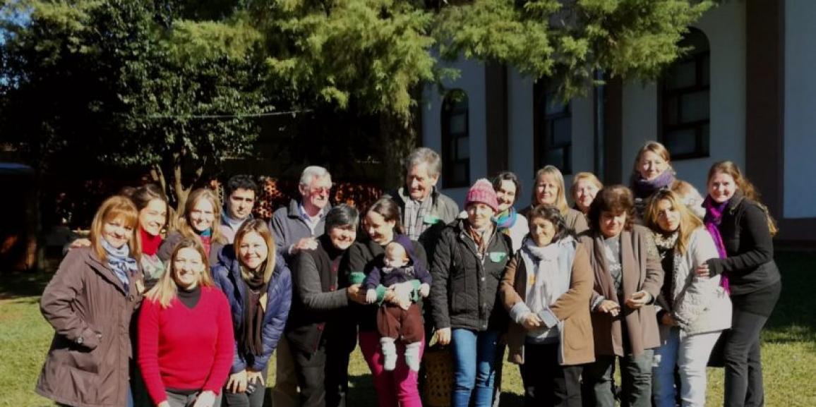 Encuentro de Diaconía de Congregaciones de la IERP y la IELU de Misiones